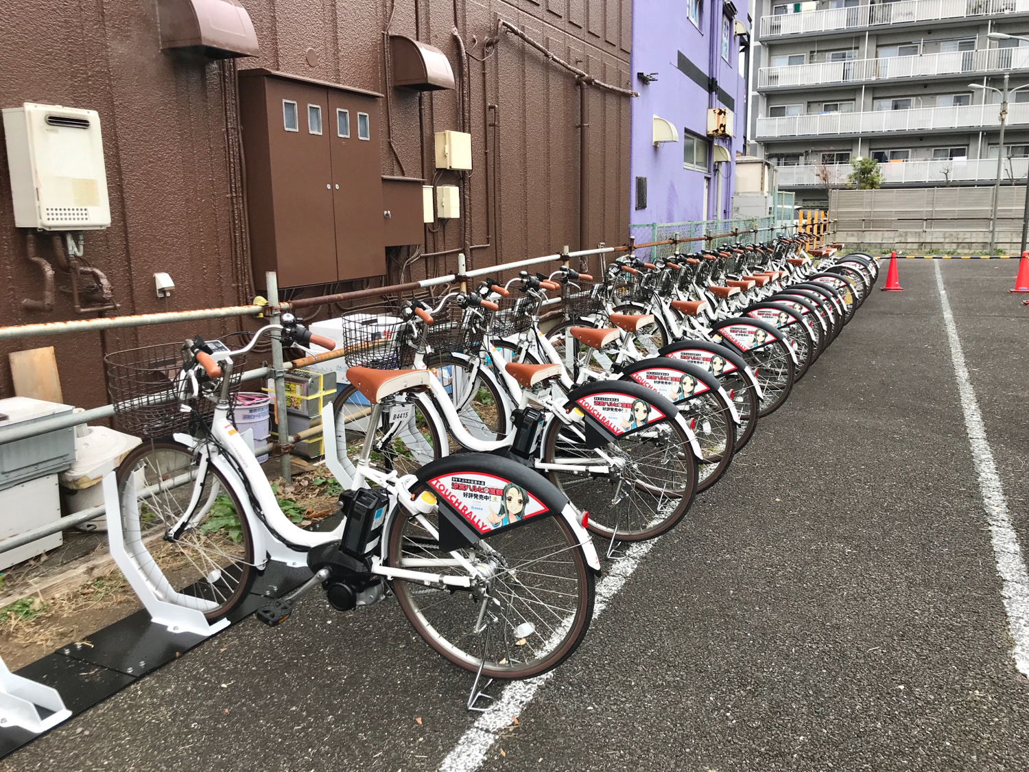 所沢 HELLO CYCLING